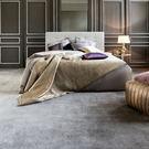 范登伯格 舒芙柔 比利時亮澤柔軟長毛地毯-49駝灰-200x290cm