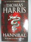 【書寶二手書T6/原文小說_WGK】Hannibal_Thomas Harris