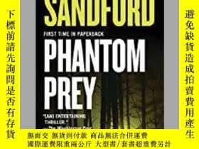 二手書博民逛書店Phantom罕見Prey幽靈獵物,約翰·桑福德作品,英文原版Y449990 John Sandford 著
