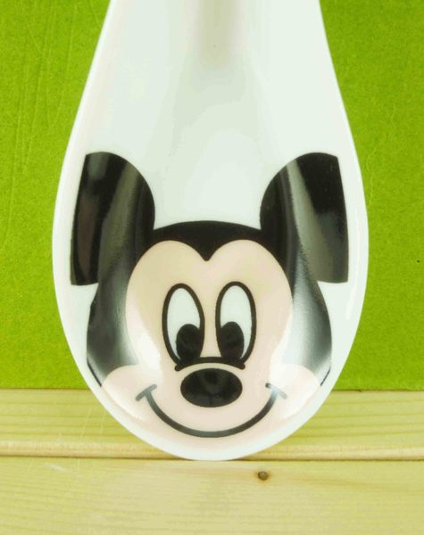 【震撼精品百貨】Micky Mouse_米奇/米妮 ~湯匙-米奇