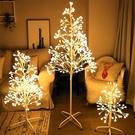 白樺樹LED彩燈ins網紅臥室布置房間改造發光樹浪漫氛圍圣誕裝飾燈 蘿莉小腳丫