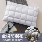 枕頭 南極人羽絨枕95白鵝絨枕頭家用成人單人雙人五星級酒店枕芯一對裝 衣櫥秘密