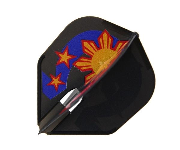 【L-Flight】PRO ILAGAN ver.3 Lourence Ilagan Model Black 鏢翼 DARTS