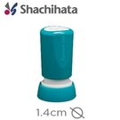 日本 Shachihata 創意 客製化 φ1.4cm 印章 /個 Q32