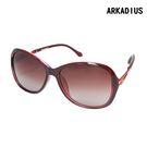 ARKADIUS 偏光太陽眼鏡 8125-紅色