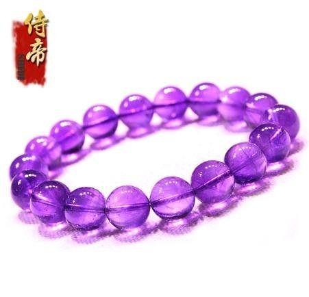 紫水晶手鏈 愛情守護石 美女款