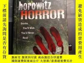 二手書博民逛書店Horowutz罕見horror(2)Y259600 antho