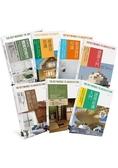 日本建築學技術‧美學‧工法全覽套書:木構造 日式茶室設計 建築結構入門 裝潢建材