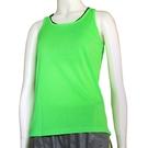 女款運動機能背心 翠綠色