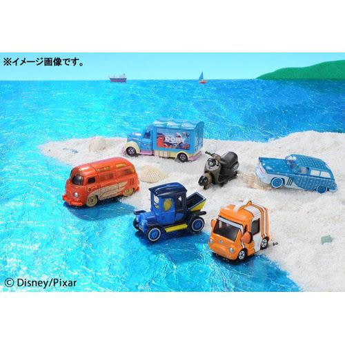 TOMICA迪士尼小汽車 海底總動員2 尼莫 Nemo (WECAN 3C生活家)