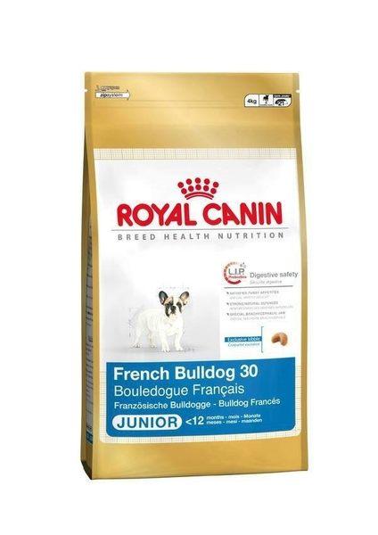 *KING WANG*法國皇家《法國鬥牛幼犬專用飼料FMBJ30》3kg