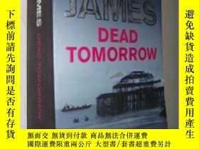 二手書博民逛書店英文原版罕見Dead Tomorrow by Peter Jam