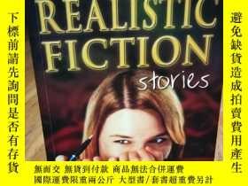 二手書博民逛書店Realistic罕見Fiction (Write Your O