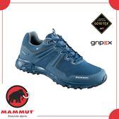 【MAMMUT 男 Ultimate Pro Low GTX 《冠藍鴨》】3040-00710-50064/登山鞋/防水/透氣/健行/野跑