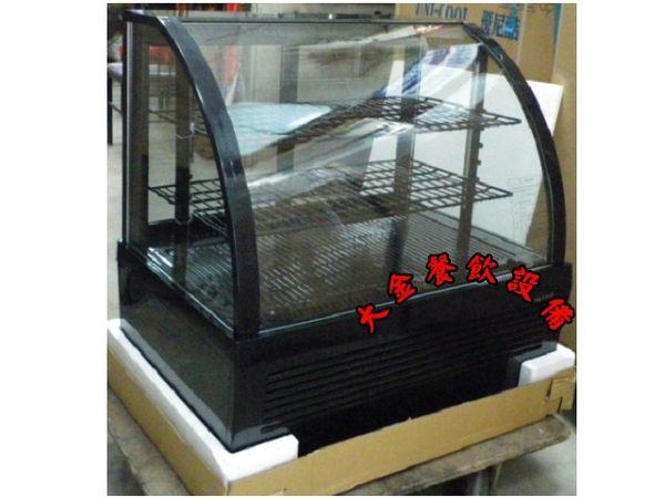 桌上型冷藏櫃/小菜櫥/冷藏冰箱/玻璃展示櫃/展示櫥/經濟型冷藏櫃/點心冷藏櫃/大金餐飲設備