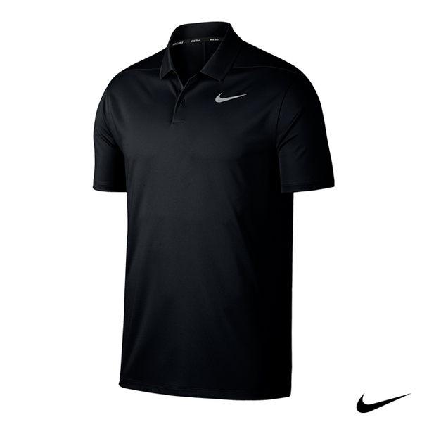 Nike Dry Victory Golf Polo 男短袖運動上衣 黑 891858-010