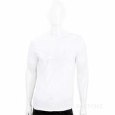 Emporio Armani 膠片老鷹標誌白色短袖T恤(男款) 1920694-20