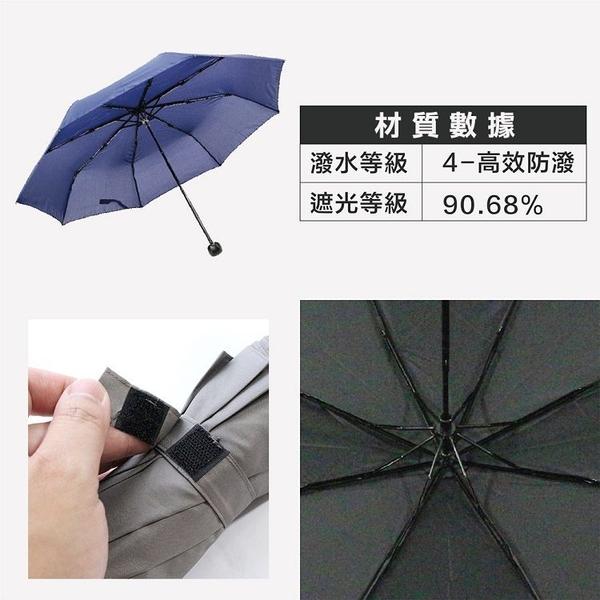【買一送一】21吋極簡小輕巧摺疊傘 / 攜帶最方便 Upon雨傘 (可選色搭配)
