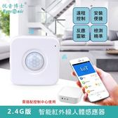 [Yueh-In]智能家居Home Security 2.4G版紅外線人體感應警報器 手機遠程控制 YE-880(IOT)-M 悅音博士Bassonic