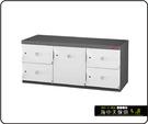 {{ 海中天休閒傢俱廣場 }}B-99 樹德傢俱 SC風格置物櫃系列 SCM3-1M4S 風格置物櫃 (5抽)