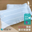 BEST貝思特 100%頂級天絲 美式枕...