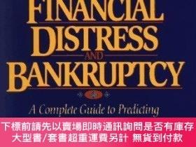 二手書博民逛書店Corporate罕見Financial Distress And BankruptcyY256260 Edw