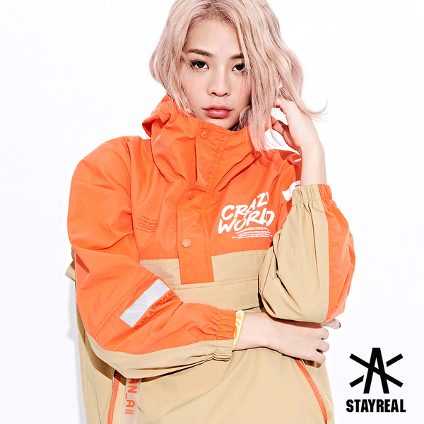 STAYREAL PLAN A 探索A Anorak夾克