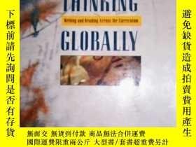 二手書博民逛書店Thinking罕見GloballyY256260 Andrew E Robson Mcgraw-hill H