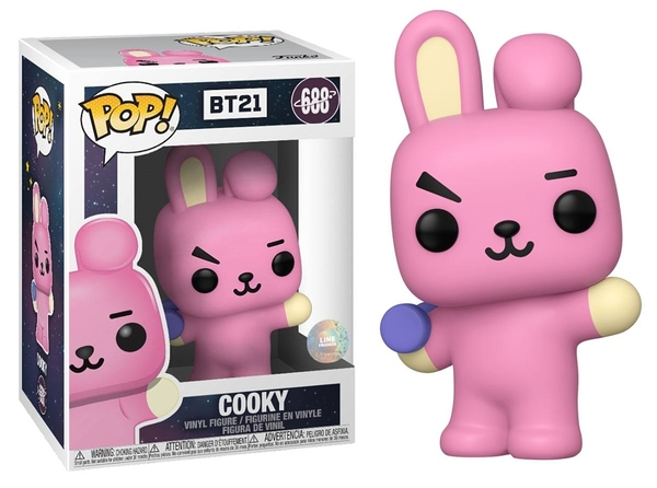 【 Funko 】 POP動畫:BT21 - Cooky╭★ JOYBUS玩具百貨