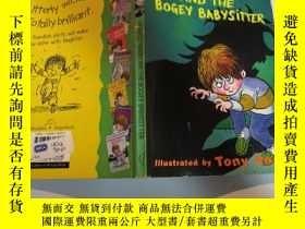 二手書博民逛書店horrid罕見henry and the bogey babysitter 可怕的亨利和那個可怕的保姆Y20