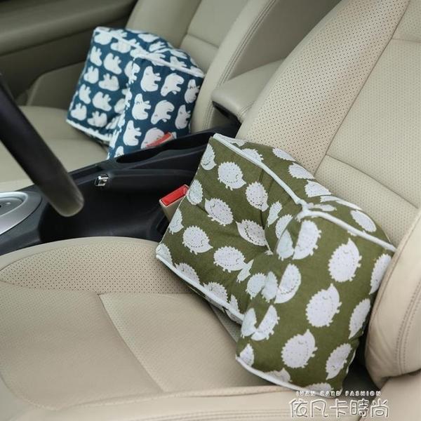 辦公室電腦椅腰枕椅子靠墊靠背汽車腰靠護腰靠枕 腰間盤椅子腰枕QM 依凡卡時尚