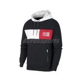 Nike 長袖T恤 Jordan Legacy AJ11 Hoodie 黑 白 紅 男款 帽T 喬丹 運動休閒 【PUMP306】 CU1510-010