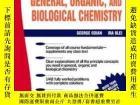 二手書博民逛書店Schaum s罕見Outline Of Theory And Problems Of General, Orga