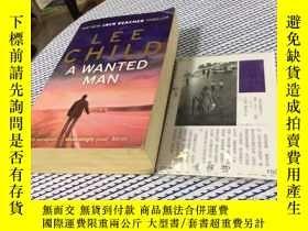 二手書博民逛書店英文原版罕見a wanted manY181828 Lee Ch