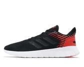 ADIDAS系列-男款 Asweerun 黑紅色 慢跑鞋-NO.F36997
