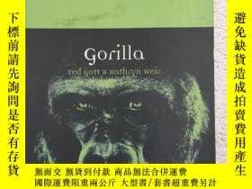 二手書博民逛書店Gorilla罕見(Animal)Y19139 Ted Gott