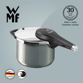 【WMF】Fusiontec 快力鍋 6.5L(波光灰 鉑灰色)