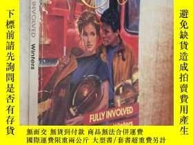 二手書博民逛書店FULLY罕見INVOLVEDY238458 出版1990
