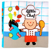 K's Kids -Little Chef 小廚師【TwinS伯澄】