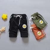 嬰幼兒短褲 寶寶短褲 七分褲 休閒褲 童裝 XZH3658 好娃娃