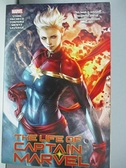 【書寶二手書T2/繪本_DDB】The Life of Captain Marvel_Stohl, Margaret/ Pacheco, Carlos (ILT)