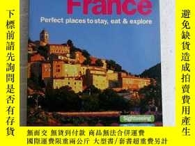 二手書博民逛書店Time罕見Out France: Perfect Places to Stay, Eat and Explore