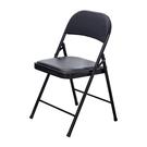 簡易靠背折疊椅子家用經濟型餐椅會議辦公培訓電腦椅宿舍便攜凳子 【母親節禮物】