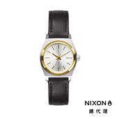 【官方旗艦店】NIXON SMALL TIME TELLER 極簡迷你錶款 黑X銀 潮人裝備 潮人態度 禮物首選