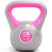 KettleBell  2KG 壺鈴4 4 磅2 公斤壺鈴拉環啞鈴搖擺鈴舉重量訓練重力健身