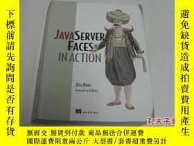 二手書博民逛書店JAVA罕見SERVER FACES IN ACTION英文原版