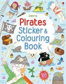 Pirates Colouring & Sticker Book 海盜著色貼紙書