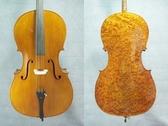 大提琴 Soleil 專業級A SCY-700  4/4