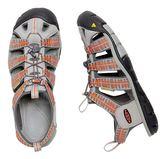 美國 KEEN男新款 CLEARWATER CNX 輕量化專業護趾涼鞋/透氣 水陸兩用鞋.溯溪.健走 1016296