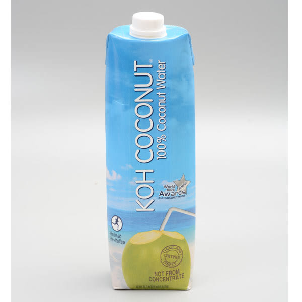 c泰國【KOH】純椰子汁 1L